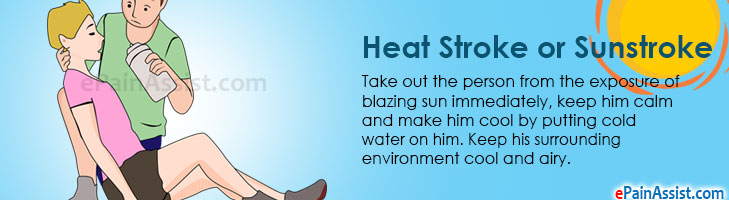 Heat Stroke or Sunstroke