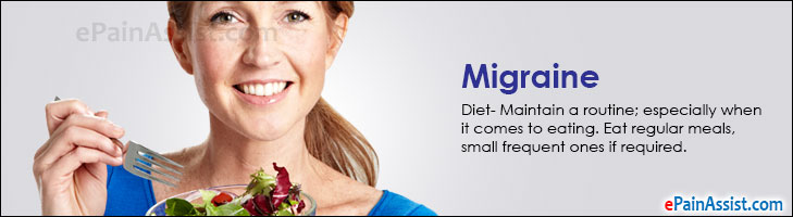 Lifestyle Modifications To Prevent Migraine