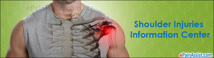 Shoulder Injuries Information Center