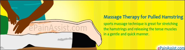Massage Therapy for Pulled Hamstring