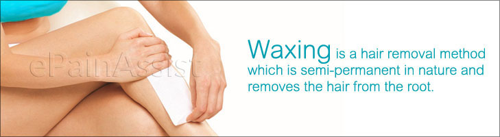 What is Waxing