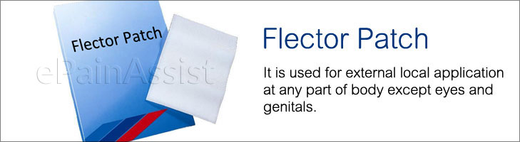 Flector Patch