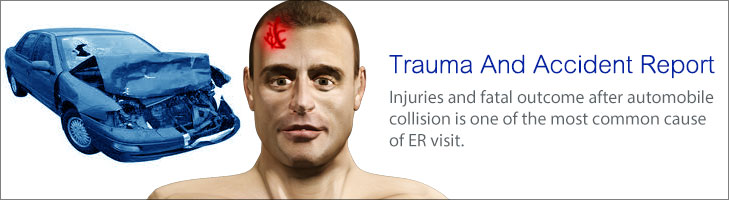 Trauma and Accident Report