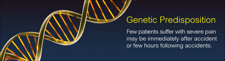 Automobile Accident Does Genetic Predisposition Cause