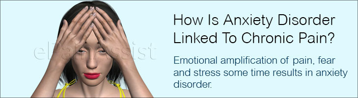 How Is Anxiety Disorder Linked To Chronic Pain?