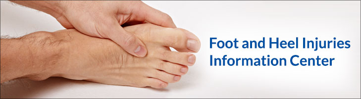 Foot and Heel Injuries Information Center