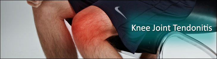 Knee Joint Tendonitis
