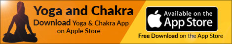 Yoga and Chakra App on Apple Store