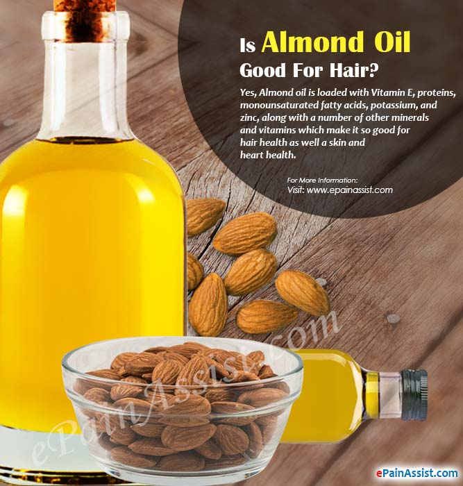 Is Almond Oil Good For Hair?