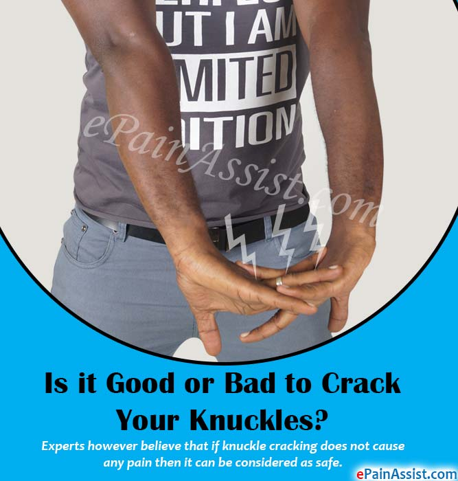 Cracking Knuckles: Is it Good or Bad to Crack Your Knuckles?