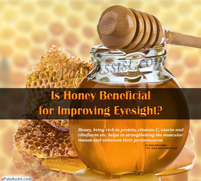 Is Honey Beneficial for Improving Eyesight?