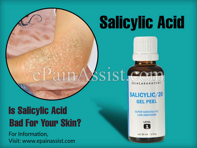 Is Salicylic Acid Bad For Your Skin?