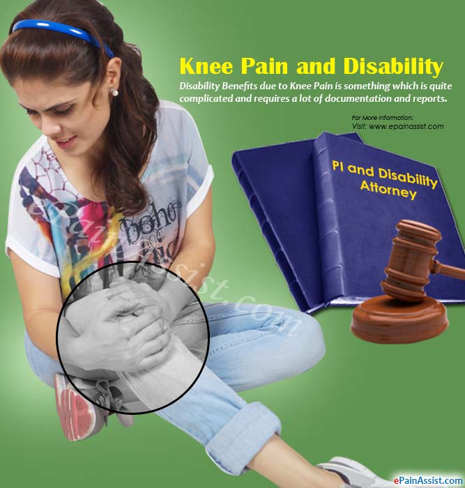 Knee Pain and Disability