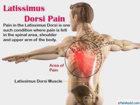 Latissimus Dorsi Pain Breathing