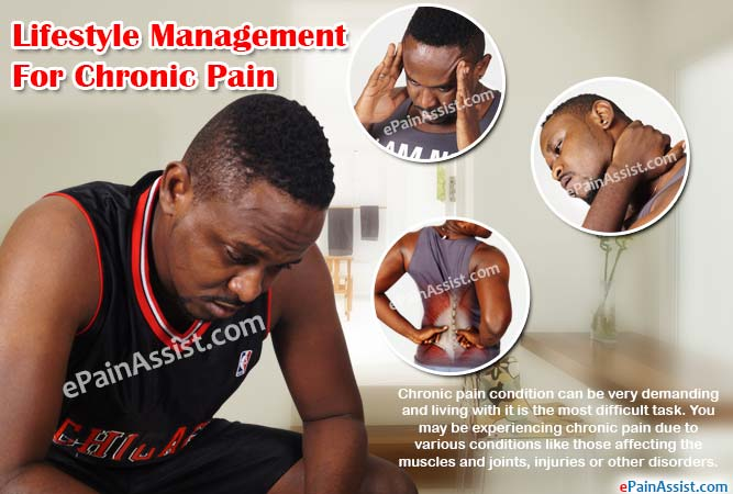 Lifestyle Management For Chronic Pain