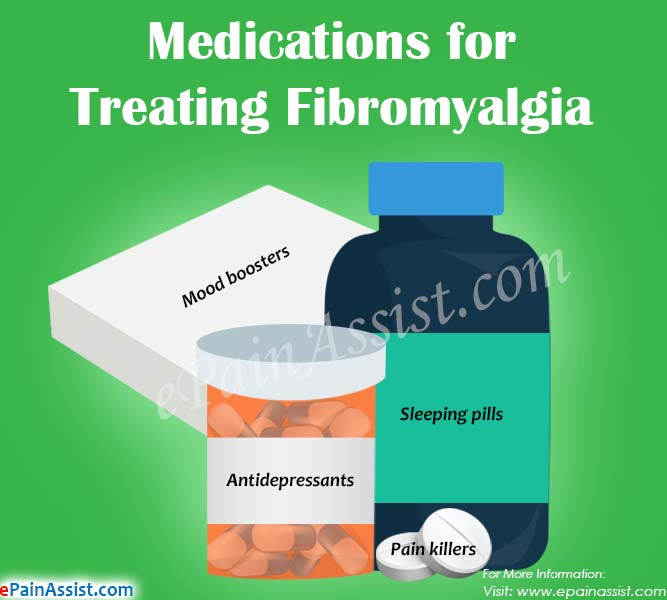 Medications for Treating Fibromyalgia