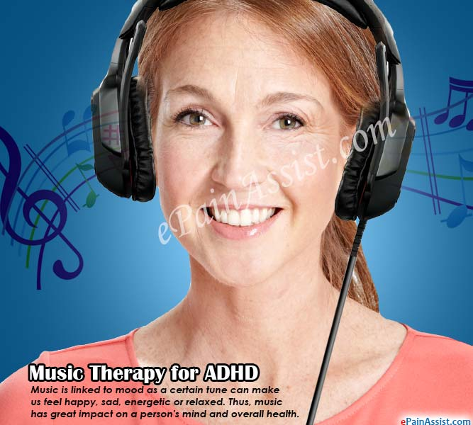 Music Therapy for ADHD