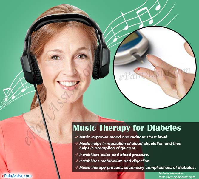 Music Therapy for Diabetes