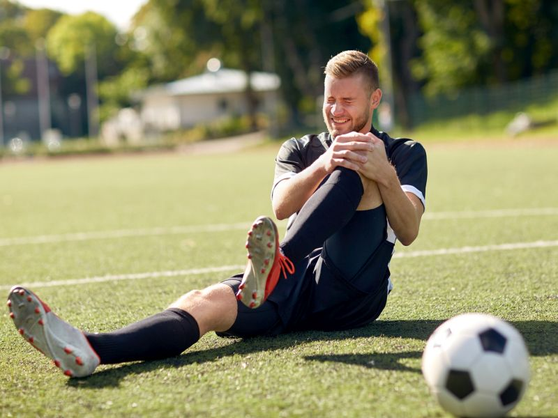 Patient satisfaction is high after knee ligament reconstruction, researchers say.