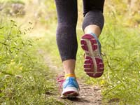 Regular jogging and other pursuits delay cellular aging, study finds.