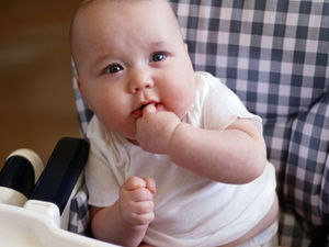 Study suggests these infants could benefit from early interventions to avoid obesity in childhood.