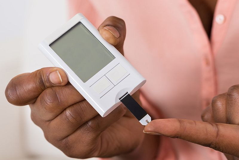 Self-monitoring of blood sugar had no effect on long-term glucose levels in those not taking insulin, researchers say