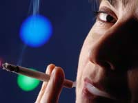 New report suggests they're tied to rising rates of an aggressive lung cancer.
