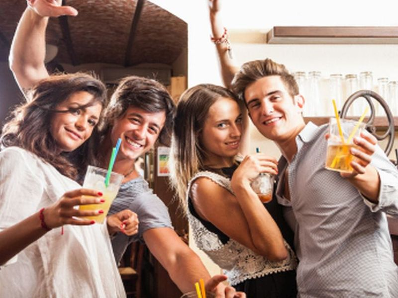But 1 in 7 still had excess alcohol at least once in past month, study finds.
