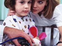 If mothers have heart disease risk factors, nutrient benefits children, study suggests.