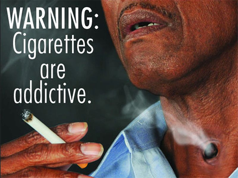 Even many smokers think these warnings should cover up to 75 percent of the label, researchers find.