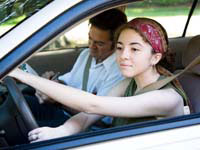 Distractions, such as cell phones, and failure to buckle up are main causes.