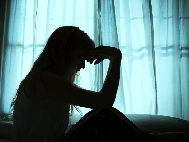 Treating insomnia might help improve emotional well-being, researchers suggest.
