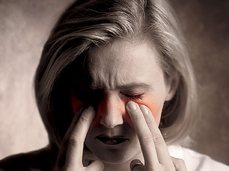 Smoking-related sinus pain, swelling and inflammation are reversible, new research finds
