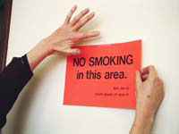 Countries agreed to implement measures, such as smoke-free public areas and to help people quit.