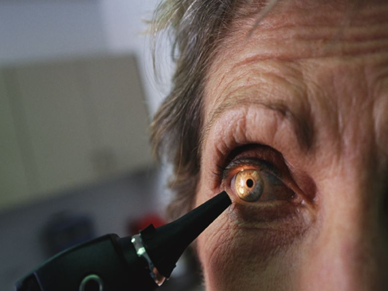 One report warns of 3 women blinded by macular degeneration treatment in 'trial,' another details success story.