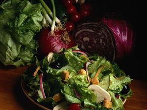 Leafy green veggies are a good source of the  vital nutrient.