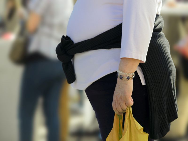 Belly fat after menopause may boost risk of lung, gastrointestinal cancers,  researchers report.