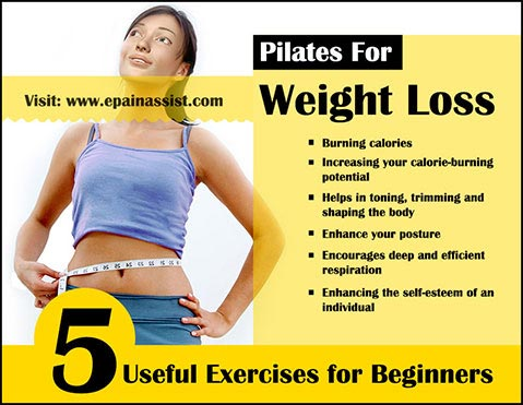 Pilates For Weight Loss: 5 Useful Exercises for Beginners, Hundred, Bridge, Single Leg Circles