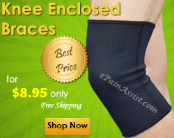 Knee Enclosed Brace