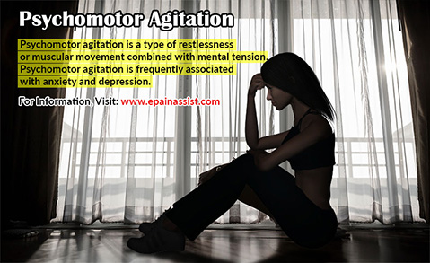 Psychomotor Agitation and/or Psychomotor Retardation