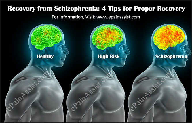 recovery from schizophrenia 4 tips for proper recovery