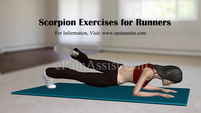 Scorpion Exercises for Runners