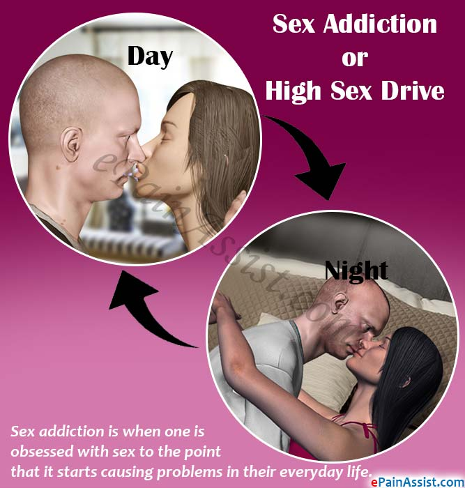 What sex addiction and can it be cured