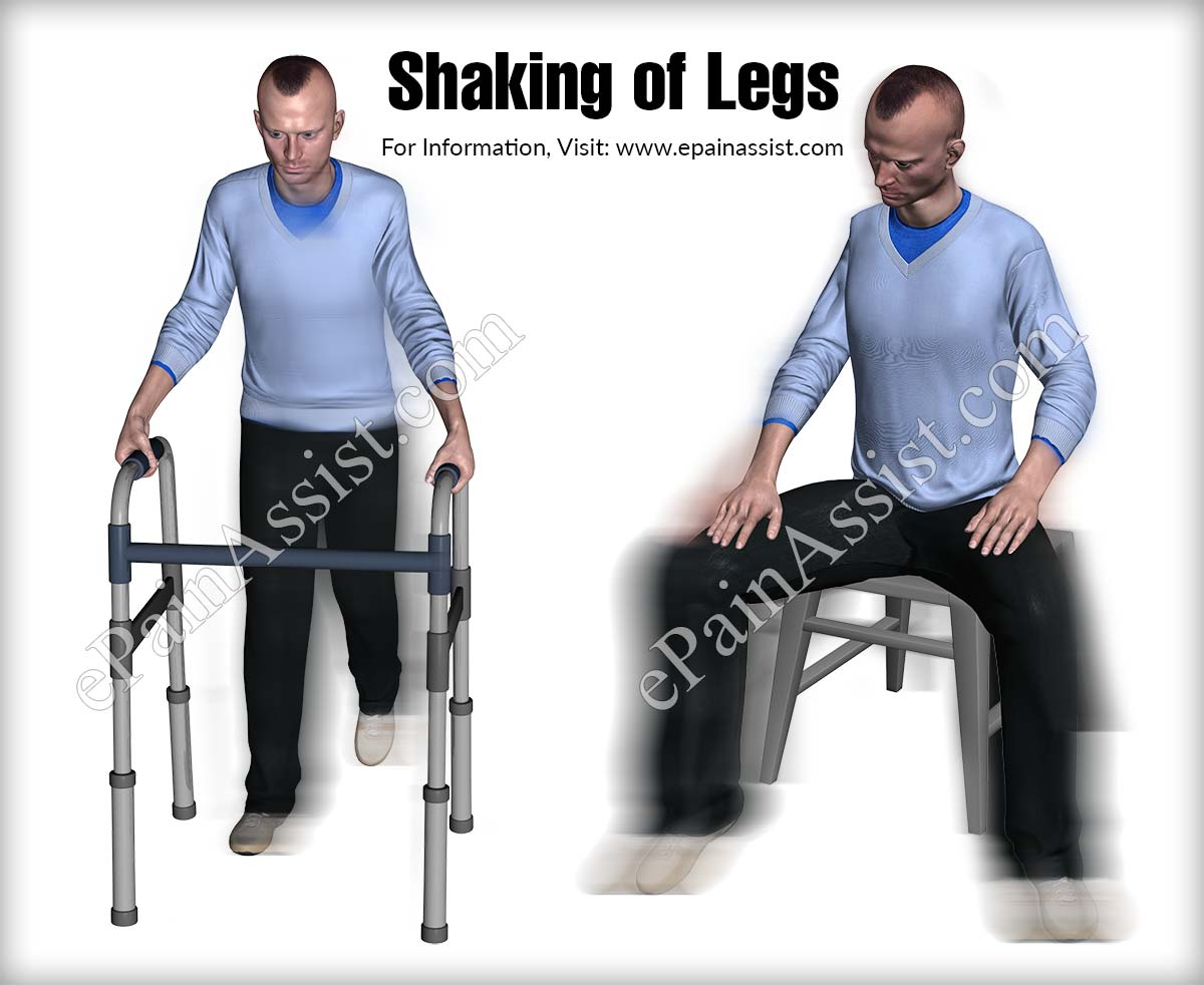 Shaking of Legs or Leg Tremors