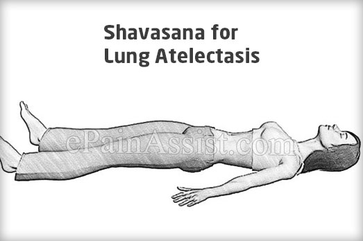 Shavasana for Lung Atelectasis