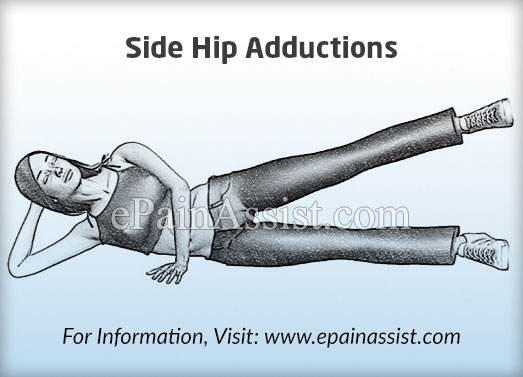 Side Hip Adductions