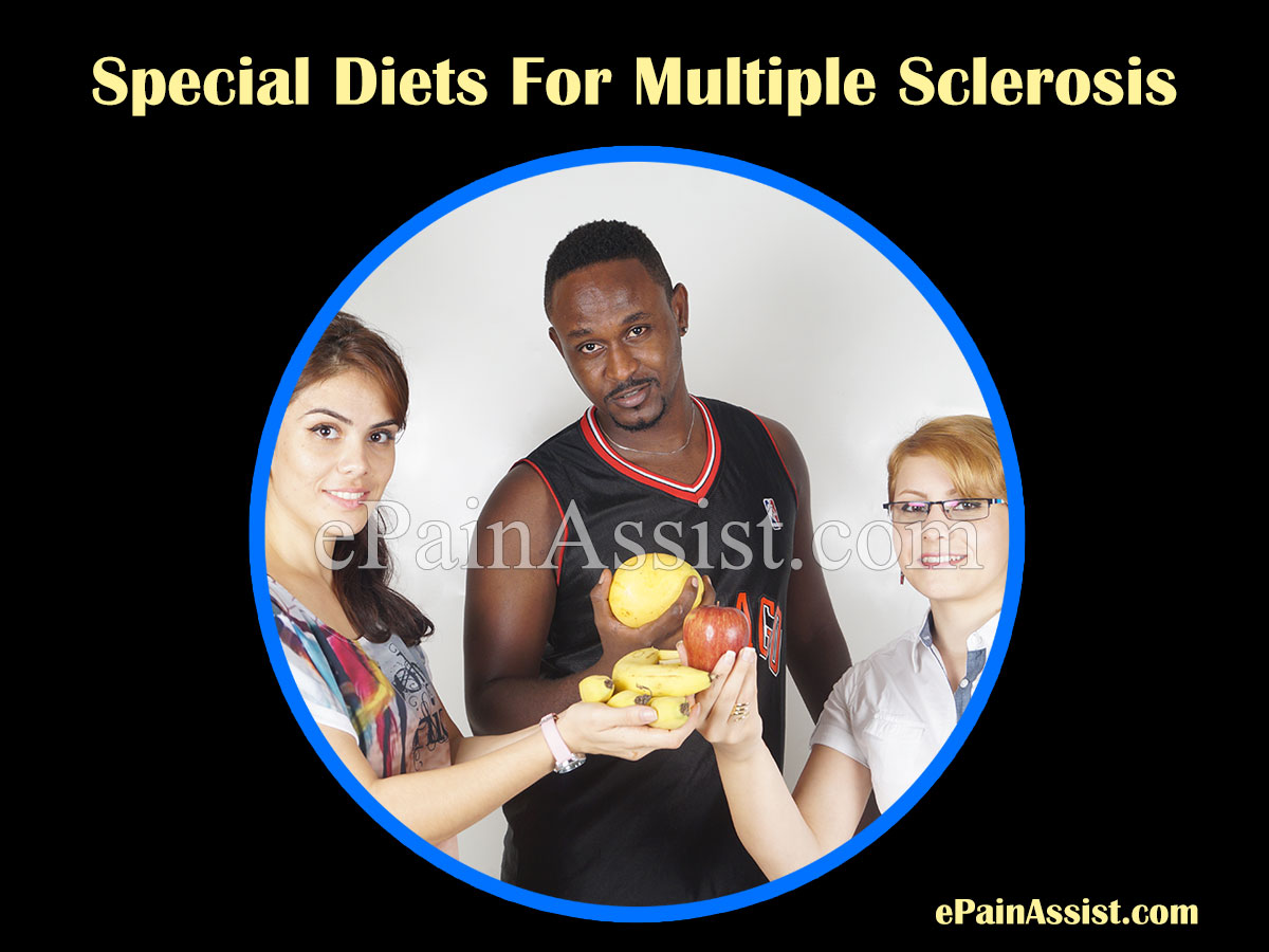 Special Diets For Multiple Sclerosis (MS)