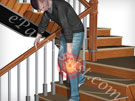 Knee Pain While Walking Downstairs: Causes, Treatment, Exercises