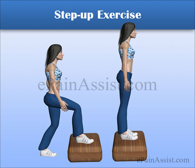 Step-up Exercise for Peroneal Tendon Subluxation