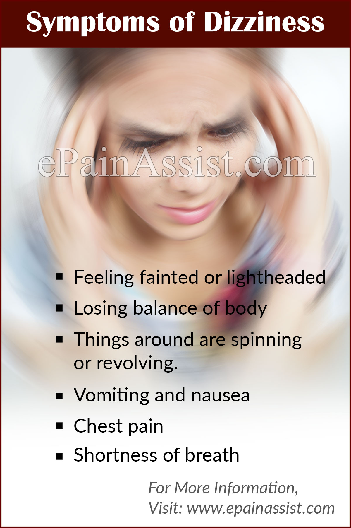 What to do When You Feel Dizzy?